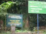 Wisata Gunung Sibayak Ditutup Sementara, TWA Sibolangit Bisa Menjadi Alternatif