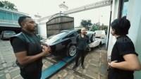 Ribut sama Debt Collector, Mobil Mewah Atta Halilintar Diderek