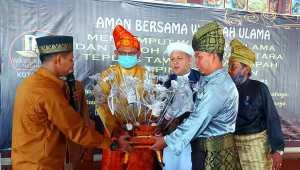 Di Hadapan Tokoh Agama, Akhyar Tegaskan Siap Bertarung di Pilkada Medan
