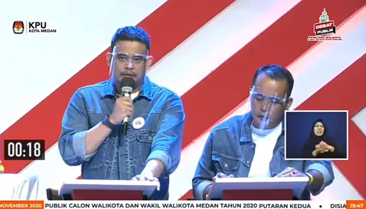 Terkait Visi Medan Bersih, Bobby: Urus KTP, KK, dan Akte Kelahiran Jangan Disuruh Bayar