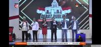 Tak Berubah, Panelis Debat Kedua Serupa Dengan Debat Perdana