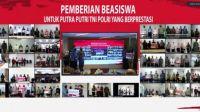Putra-Putri TNI dan Polri Dapat Kesempatan Beasiswa