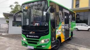 Bus Trans Metro Deli Akan Terapkan Sistem Bebas Traffic Light, Ini Kendalanya
