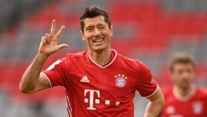 Lewandowski Bersaing dengan CR7 dan Messi Incar Gelar Pemain Terbaik FIFA 2020