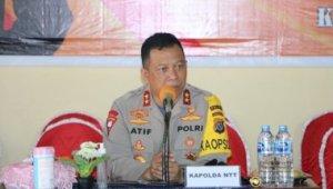 Pilkada 9 Kabupaten di NTT Aman, Kapolda Ingatkan Tindak Tegas Perbuatan Anarkis