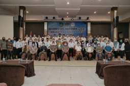UKW AngkatanXXXIII & XXXIV PWI Sumut Dibuka, Ini Pesan Plt Walikota Medan