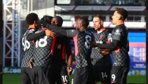 Hasil Liga Inggris: Liverpool Pesta 7 Gol di Kandang Crystal Palace