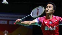 Tunggal Putra Indonesia Sabet Tiket Perempatfinal Thailand Open