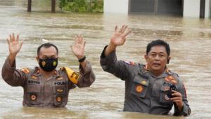 penyebab banjir kalsel