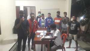Polisi Sita Sejumlah Dokumen Terkait Tenaga Kerja Ilegal