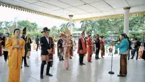 Penerapan CHSE/K4 di Industri Pariwisata Dideklarasikan di Kota Medan