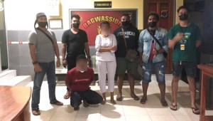 Pasangan Penipu Buronan Polda NTT Ditangkap, Larikan Mobil dan Gelapkan Uang Ratusan Juta