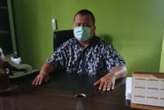 Ketua Bawaslu Binjai, Arie Nurwanto