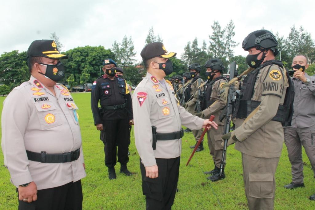 Meski Cemas, Keluarga Restui Penugasan Anggota Brimob NTT BKO ke Polda Papua