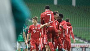 Bertandang ke Markas Werder Bremen, Bayern Munich Menang 3-1