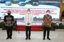 Pemprov Dukung BPKP Tingkatkan Pengawasan Pembangunan Pariwisata Sumut