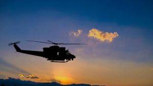 Helikopter Jatuh, Dua Penumpang Terluka