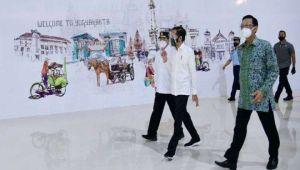 Kereta Listrik Pertama Yogya-Solo Diluncurkan Presiden Jokowi