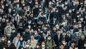 Jepang Cabut Status Darurat Covid-19, Lalu Lintas Pejalan Kaki Meningkat