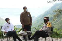 Komunikasi Bersama, Cara Polda Sumut Dukung Wisata The Kaldera Toba
