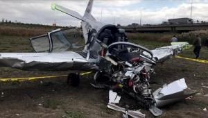 Pesawat Jatuh Sesaat Setelah Lepas Landas, Seluruh Penumpang Tewas