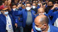 KLB Demokrat Ditolak, Kubu Moeldoko Akan Tempuh Jalur Hukum
