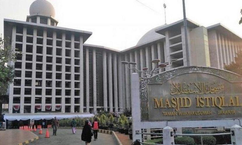 Terapkan PPKM Mikro, Masjid Istiqlal Tak Layani Bukber Gratis
