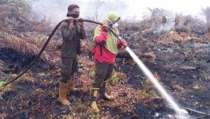 Kisah Kartini Masa Kini dari Riau: Memilih Jadi Pemadam Kebakaran daripada Bersantai di Rumah.