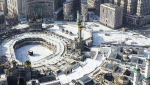 Ramadan, Arab Saudi Bolehkan Umroh Bagi Jamaah yang Sudah Divaksin