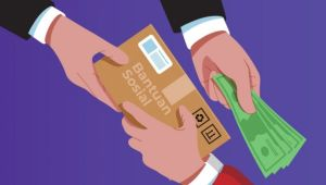 Waduh! Kades Tilep Ratusan Juta Uang Bantuan Covid-19 untuk Main Judi Togel