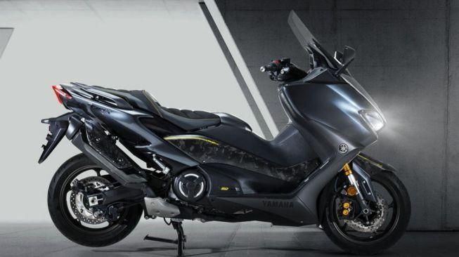 Yamaha TMAX Edisi Ulang Tahun Diluncurkan, Terbatas Hanya 560 Unit