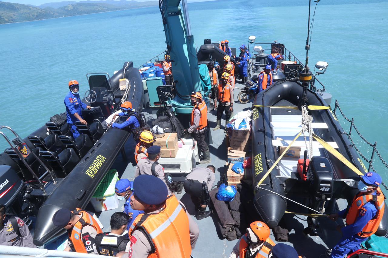 Dua Pekan Layani Daerah Bencana, 40 Ton Bantuan Didistribusikan ke Tiga Kabupaten di NTT