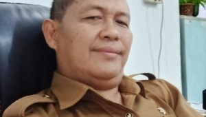 Kadis Pemberdayaan Masyarakat dan Desa (PMD) Kabupaten Langkat, Sutrisuanto