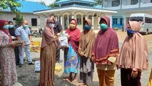 Jelang Puasa Ramadhan, RSU Nuraini Gelar Bakti Sosial