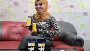 Minuman Herbal, Racikan Alumni UMSU yang Jajaki Pasar Modern
