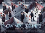 Film Now You See Me 2: Kembalinya Tim Pesulap Rahasia