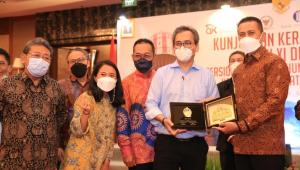 Reses Komisi XI DPR RI, Wagub Sumut Sampaikan Poin Penting