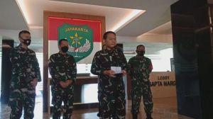 Ini 80 Pati TNI yang Dimutasi, Termasuk Pangkostrad dan Pangdam Jaya