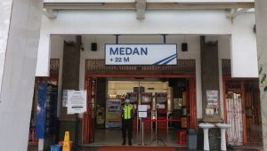 Banyak Pembatalan Akibat Larangan Mudik, Penumpang Kereta Api di Medan Anjlok