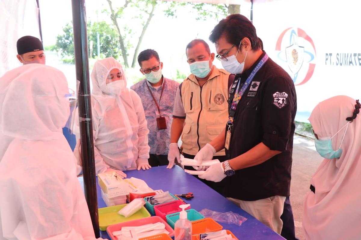 Tak Lagi Pakai PT Kimia Farma, Bandara Kualanamu Pastikan Rapid Tessesuai Prosedur