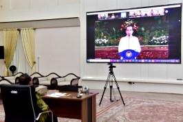 Musrenbangnas 2021 Dibuka, Presiden Bahas RKP Fokus Pemulihan Ekonomi
