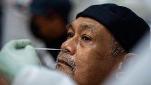 kasus corona malaysia tertinggi