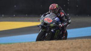 Hasil Kualifikasi MotoGP Prancis 2021: Quartararo Rebut Pole, Marquez Posisi Keenam