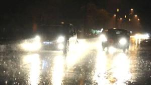 Tiga Hari Berturut-turut, Hujan Deras dan Petir Terjadi Malam Hari di Padangsidimpuan