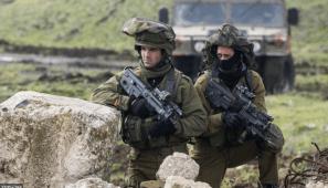 israel militer