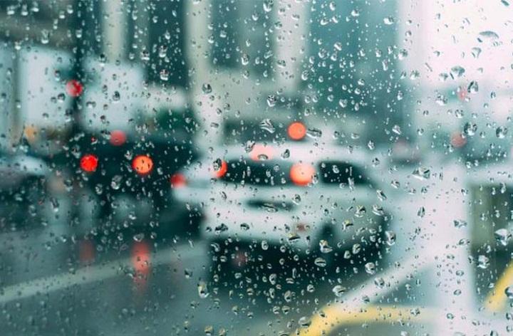 kota medan hujan