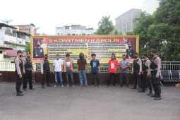 Lanjuti Instruksi Kapolri, Pelaku Pungli dan Parkir Liar di Padangsidimpuan Ditindak