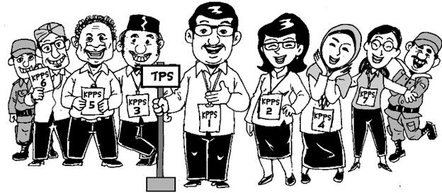 Jelang PSU Jilid II, KPU Labuhanbatu Ganti 3 KPPS