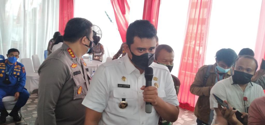 PPKM Darurat, Walikota Bobby Sebut Pedagang Boleh Berjualan, Asalkan