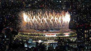 Megah! Upacara Pembukaan Olimpiade Tokyo 2020